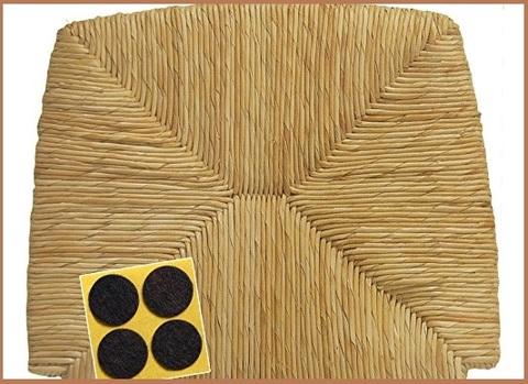 Sedile paglia di riso ricambio | Grandi Sconti | sedie