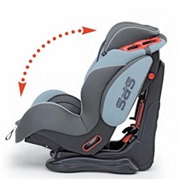Seggiolino ergonomico regolabile foppapedretti