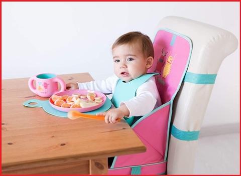 Seggiolino morbido bebe tavolo