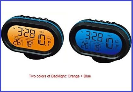 Sensore temperatura auto