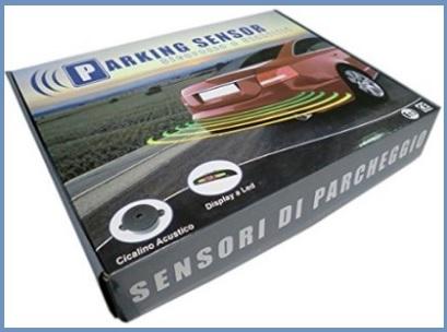 Sensore acustico wireless per la macchina