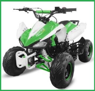 Quad Con Motore A 4 Tempi Facile Da Guidare