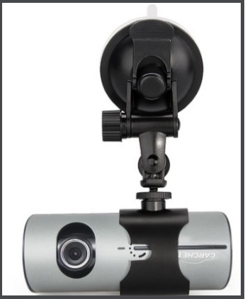 Dual camera con sensori per auto