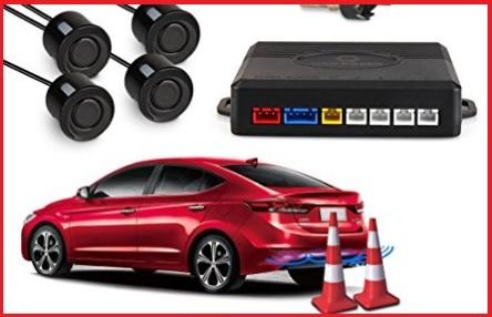 Sensori auto pedoni e parcheggio