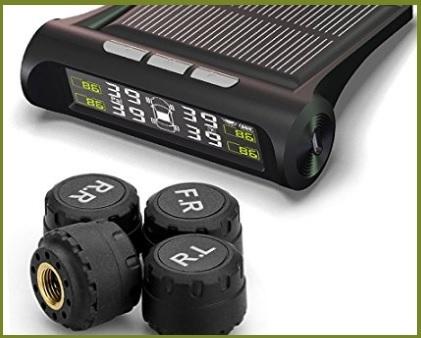 Sensori auto pressione con allarme
