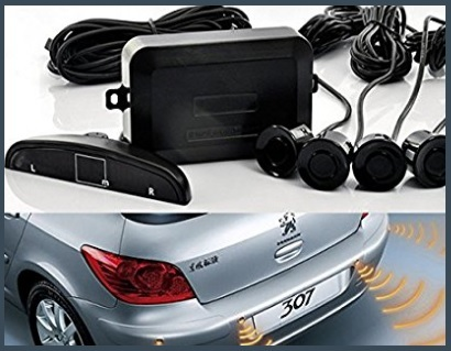 Kit sensori di parcheggio per auto