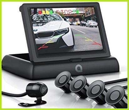 Sensori Di Parcheggio Posteriore Wireless