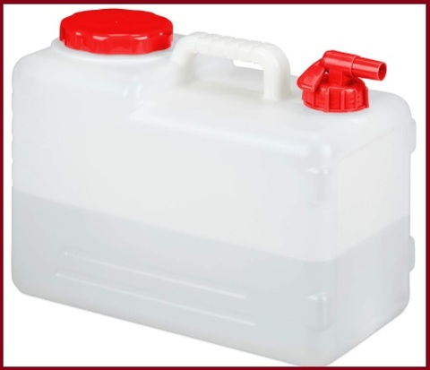 Serbatoio acqua potabile