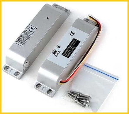 Serratura Elettrica Alluminio