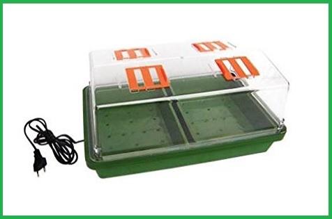 Serra germinazione riscaldata