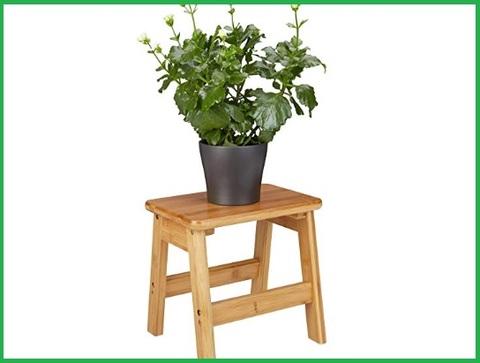 Sgabelli per piante marrone