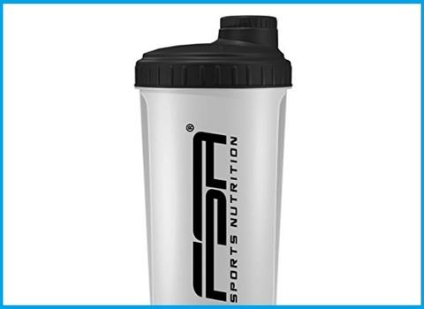 Shaker proteine trasparente
