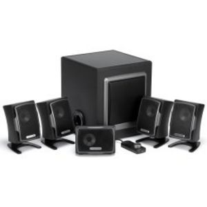 Creative gigaworks programer g500 - 5.1 300 watt rms black