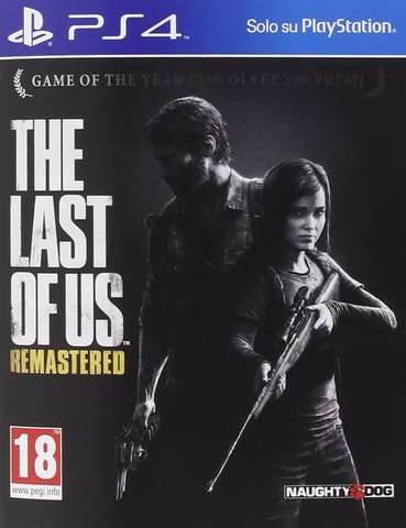 The last of us playstation 4