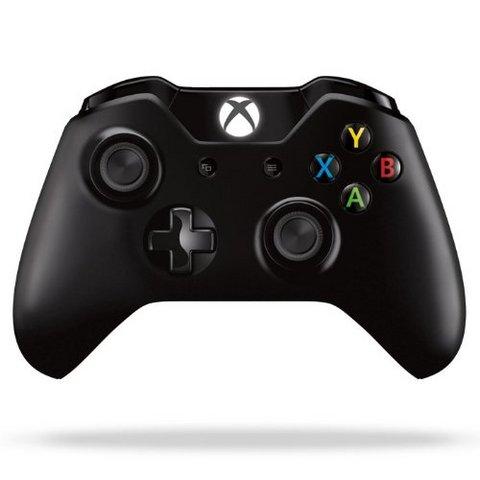 Controller per xbox one nero
