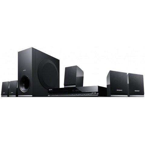 Sony dav-tz140 sistema home theatre audio