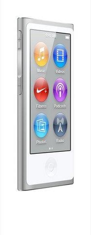 Apple ipod nano 16gb argento