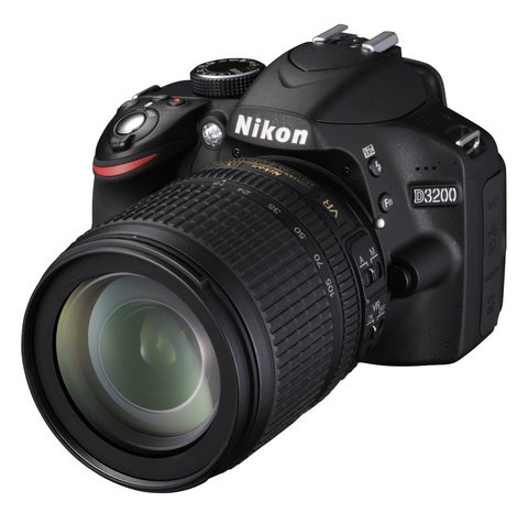 Fotocamera Reflex Digitale Nikon D3200