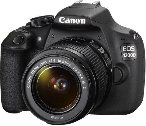 Fotocamera Reflex Digitale Canon Eos