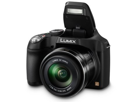 Panasonic Lumix Fotocamera Digitale High Sensivity, 16 Mp