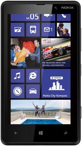 Nokia windows phone lumia 820 nero