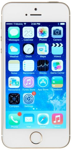Apple iphone 5s 16gb 4g oro