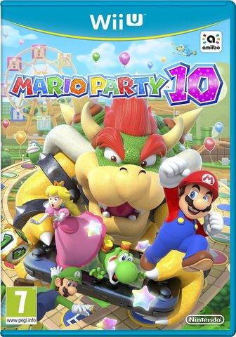 Mario party 10 per wii u