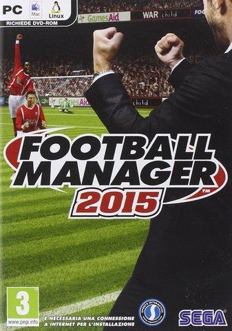 Gioco per pc football manager 2015