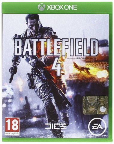 Battlefield 4 per xbox one