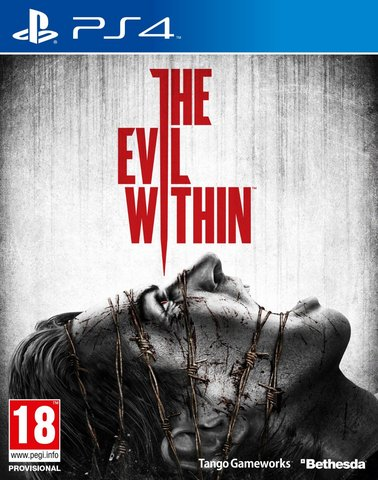 Gioco per playstation 4 horror the evil within