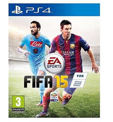 Playstation 4 fifa 2015