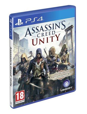 Gioco per playstation assassin's creed unity