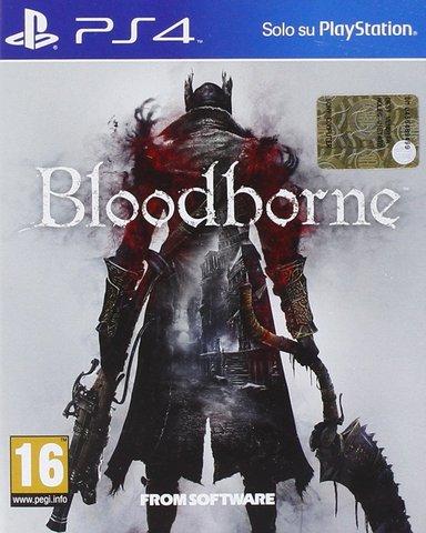 Gioco per playstation 4 bloodborne