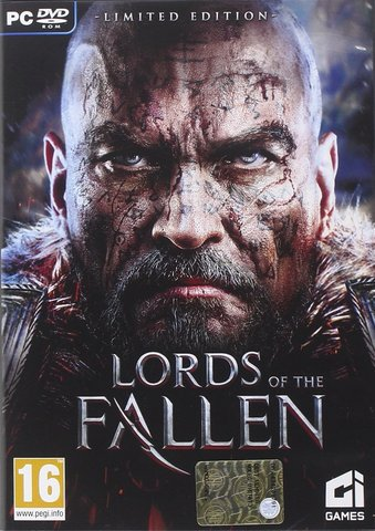 Lords of the fallen gioco per pc limited edition