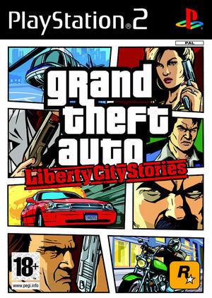 Gta - grand theft auto liberty city stories