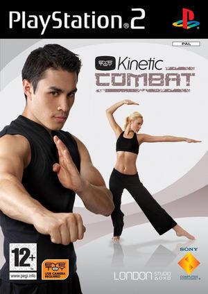Eye toy kinetic combat
