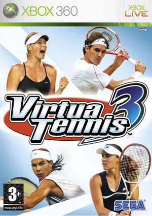 Virtua tennis 3 x360