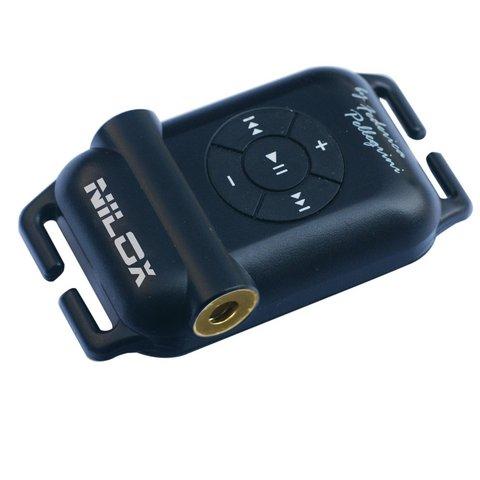 Nilox mp3 digitale 4gb nero