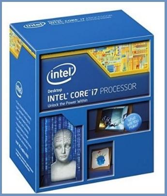 Processore da 4.0 ghz intel box
