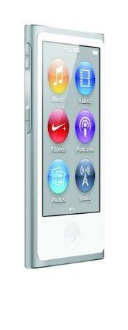 Lettore apple ipod nano silver 16 gb