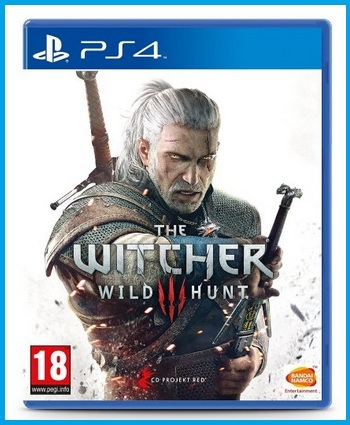 The witcher 3 playstation 4
