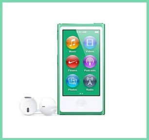 Ipod nano apple 16 gb