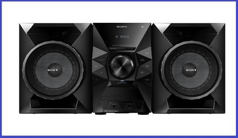 Stereo sony mini hi fi con connessione nfc