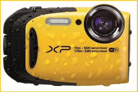 Fotocamera digitale fujifilm da 16 megapixel