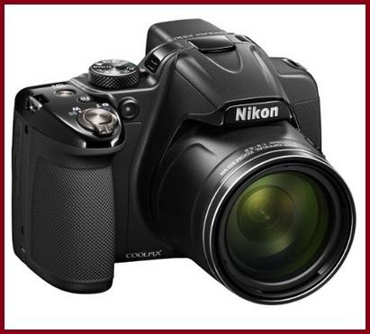 Fotocamera digitale nikon coolpix 16 megapixel