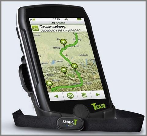 Navigatore Satellitare Per Trekking O Bicicletta