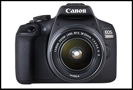 Fotocamera Reflex Digitale Canon