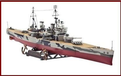 Modellismo navale statico