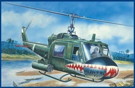 Modellismo statico elicotteri