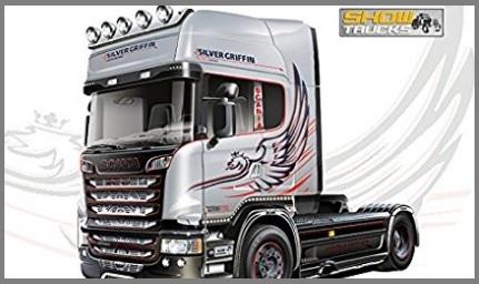 Modellismo camion streamline